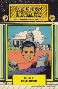 Benjamin Banneker Illustrated Black History Magazine