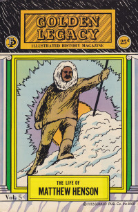 Matthew Henson Illustrated Black History Magazine