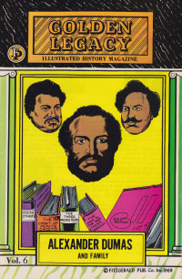 Alexander Dumas Illustrated Black History Magazine