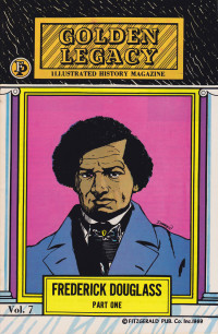 Frederick Douglass Illustrated Black History Magazine