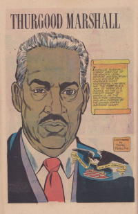 Men of Action Black History Comic Book