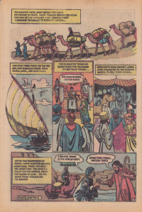 Ancient Kingdoms Black History Comic Book